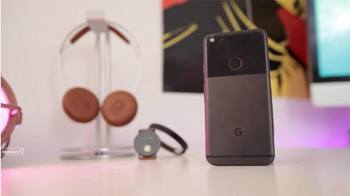 Google Pixel 2 poderá ter um TouchPad logo acima do logótipo