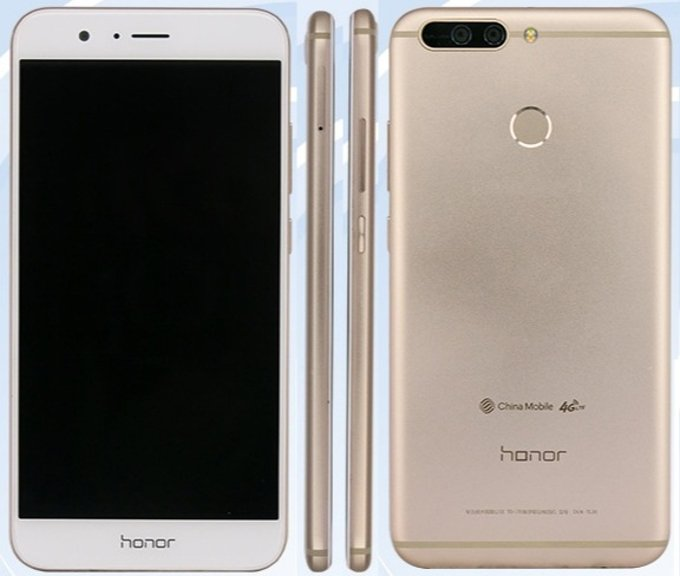 Sucesor do Honor 8