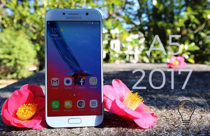 Samsung Galaxy A5 (2017) Android Nougat update