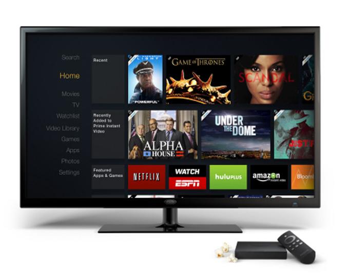 Fire TV Amazon