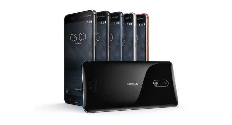 Os novos equipamentos Nokia vão receber o Android O