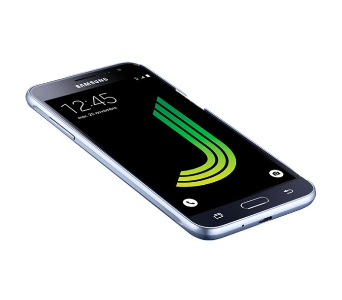 Galaxy J3 2016 Galaxy J3 2017