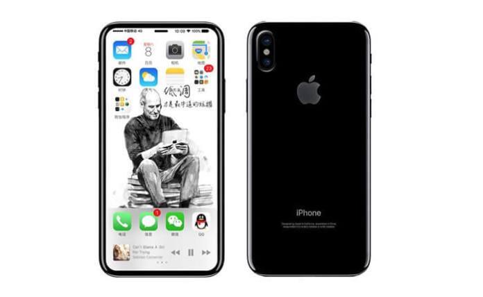 Xiaomi Mi 6 iPhone 8
