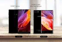 Bluboo S1 ou Xiaomi Mi Mix?