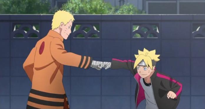 Boruto: Naruto Next Generations Anime