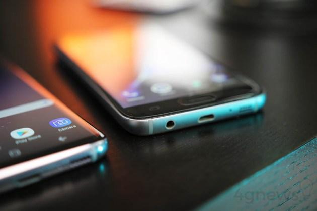 Galaxy S7 vs Galaxy S8