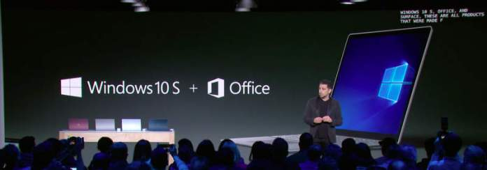Microsoft Surface Laptop Windows 10 S