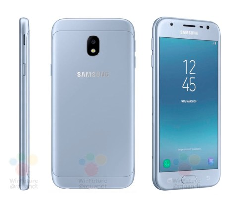 Samsung Galaxy J3 2017 Android