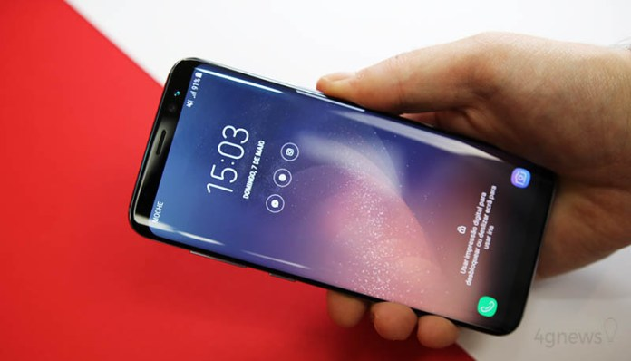 Samsung Galaxy S8 Galaxy Note 8