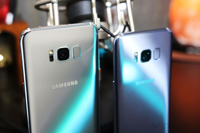 Samsung Galaxy S8 BLUBOO S8 clone