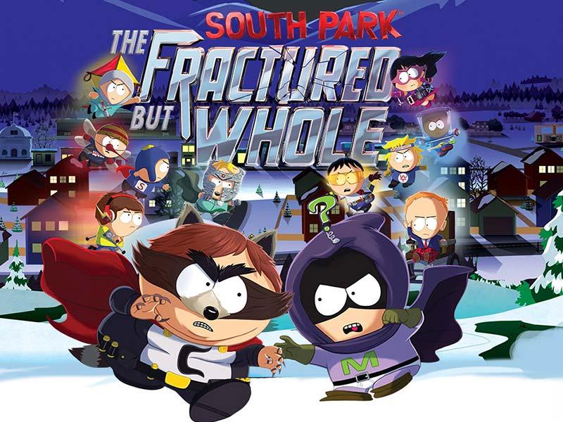 The Fractured But Whole recebe data de lançamento — South Park