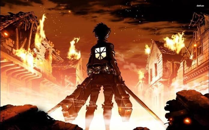 AoT Attack on Titan Anime