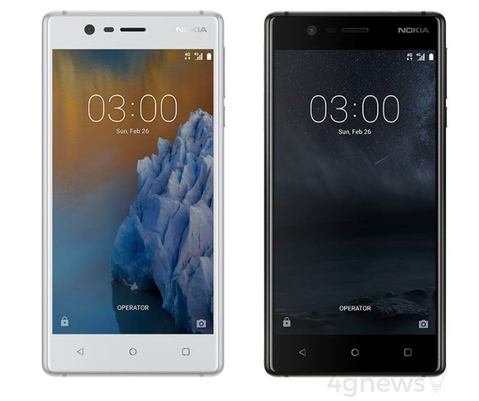 Nokia 3 Nokia 3310