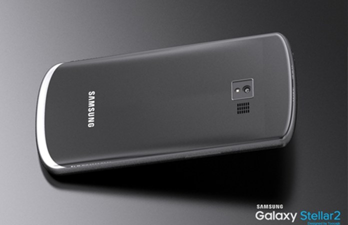 Concept do Samsung Galaxy Stellar 2