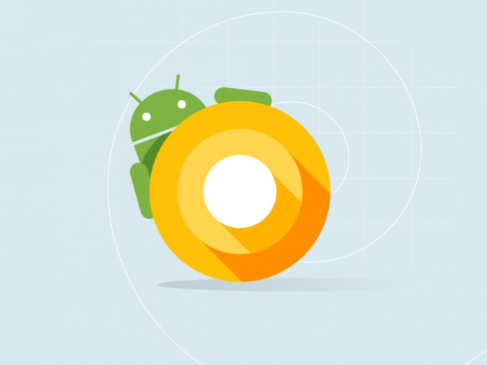 Novo logo do Android O