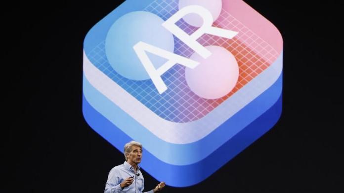 Apps Realidade Aumentada da Apple no iOS 11 merece destaque positivo