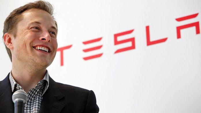 Elon Musk CEO da Tesla