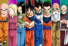 Anime Dragon Ball Super Torneio do Poder