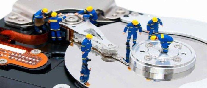 computador lento disco rígido