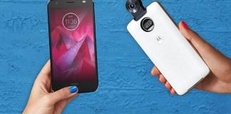 Motorola Moto Z2 Forc