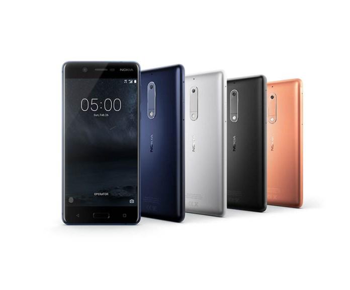 Smartphone Android Nokia 5 chega agora a Portugal