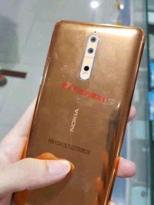 5 pontos Smartphone Android Nokia 5 Portugal Nokia 8 Smartphone Dourado