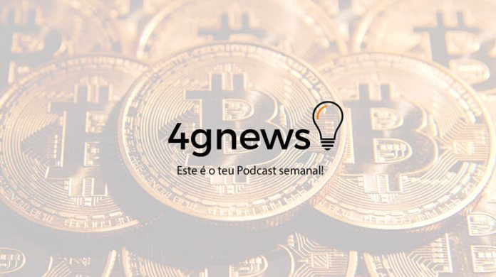 Podcast 4gnews acontece todas as semanas no soundCloud | Criptomoedas