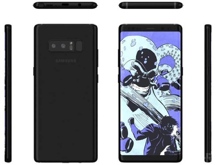 novo smartphone da Samsung