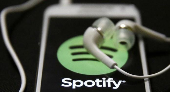 Spotify Android modo condução