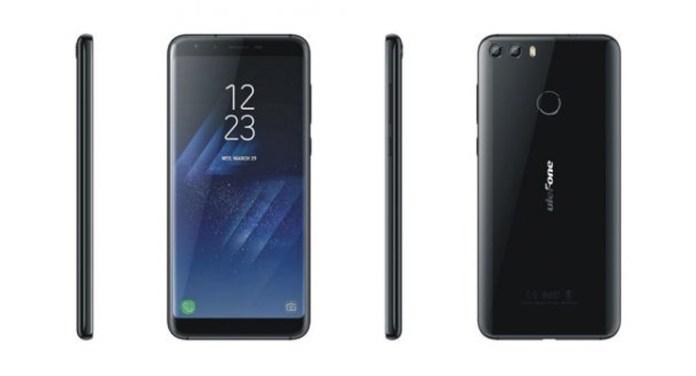 Galaxy S8 Clone