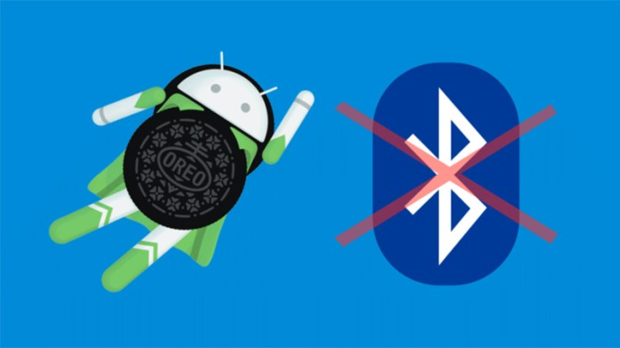 Android Oreo Bluetooth Google