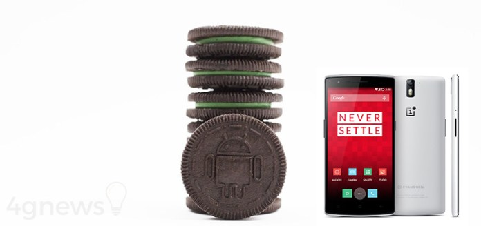 OnePlus One OnePlus Two LineageOS Android Oreo LineageOS 15