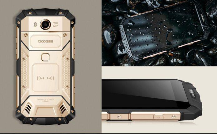 Doogee S60 é o smartphone robusto com 6GB de RAM