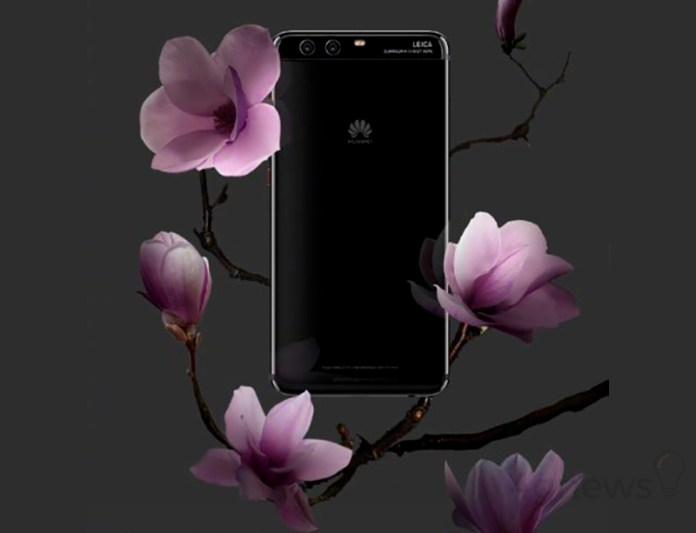 Huawei P10 Plus smartphone Android