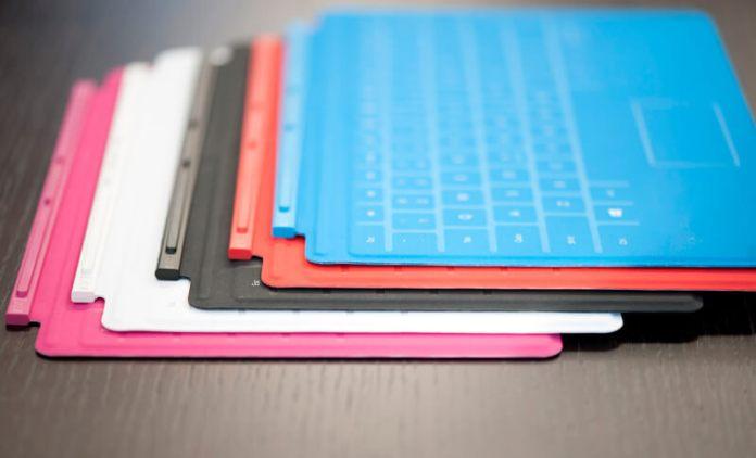 Microsoft está a construir uma capa com teclado para o iPad da Apple