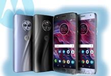 Motorola Moto X4 Smartphone Android