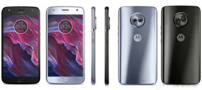 Motorola Moto X4 IFA 2017 smartphone 4gnews 1