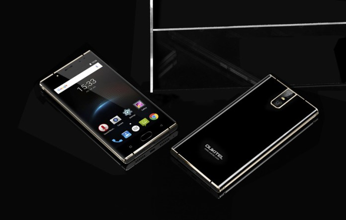 Oukitel K3: smartphone que é inspirado na gama Sony Xperia XZ