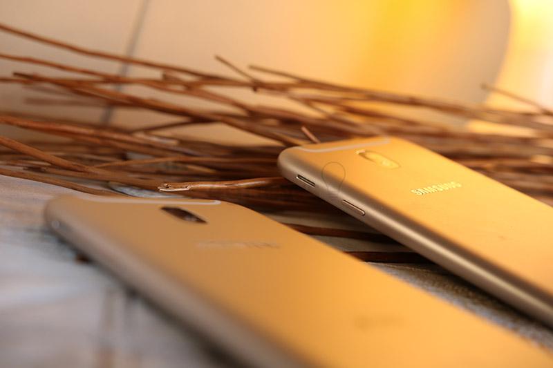 O Samsung Galaxy J5 (2016) está finalmente obtendo o Android 7.1.1