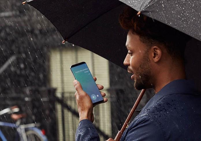 Samsung Bixby Google Home