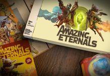 Dos Criadores de Warframe: The Amazing Eternals deverá chegar em Setembro