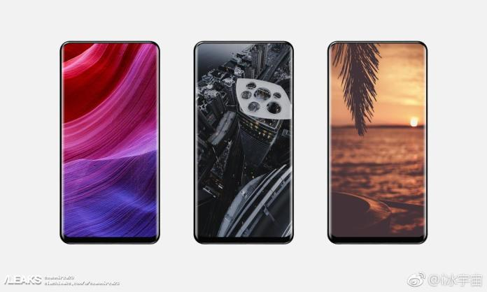 Xiaomi Mi Mix 2: design do smartphone reforçado em nova imagem