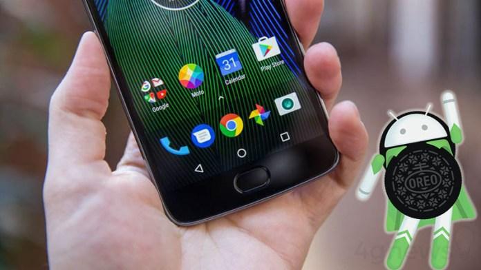 Motorola Moto G5 Android Oreo LineageOS 15