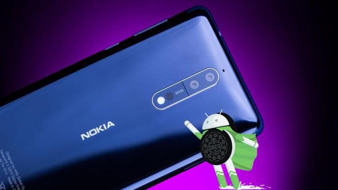 Nokia 8 já está a receber o Beta do Android Oreo 8.0