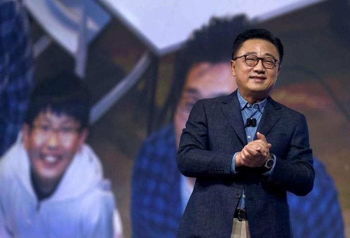 Samsung Smartphone CEO