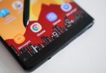 Android Oreo atualização segurança bateria Samsung Galaxy Note 8 Apple iPhone X