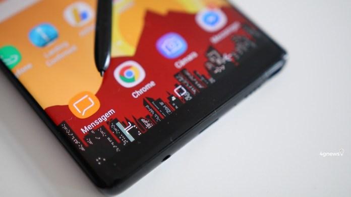 Android Oreo Samsung Galaxy S9 Android Oreo atualização segurança bateria Samsung Galaxy Note 8 Apple iPhone X