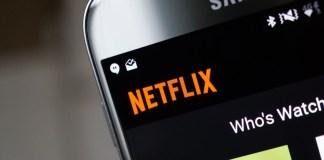 Samsung Galaxy Note 8 Netflix