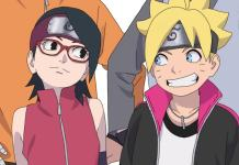 Sarada Boruto Naruto Anime Google Play Store Android