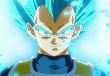 Torneio do Poder Dragon Ball Super Vegeta Goku